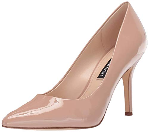 NINE WEST Womens Flax Pump Barely Nude 9.5 M