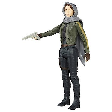 Star Wars Rogue One - 30cm Jyn Erso Figur