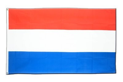 Luxemburg Flagge, luxemburgische Fahne 90 x 150 cm, MaxFlags®