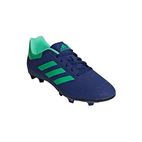 adidas Goletto Vi FG, Zapatillas de Fútbol Unisex Niños, Azul (Uniink/Hiregr/Cblack 000), 32 EU