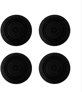 4pcs Joystick Thumb Grip Stick Rubber Silicone Caps Covers for Nintendo Switch Joy Con Controller