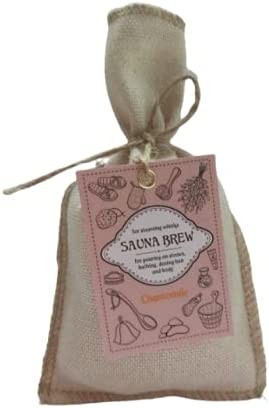 Sauna Brew Chamomile Aroma Sack Beauty products Limited Special Price Fragrance