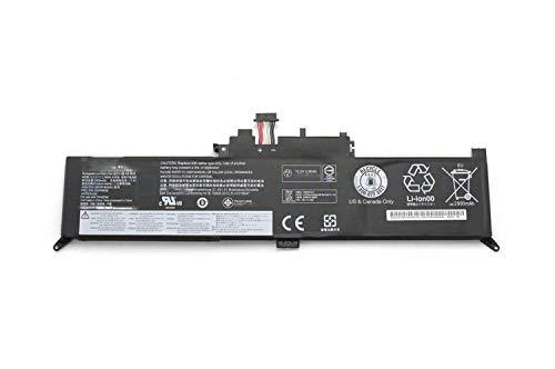 HUBEI 01AV432 SB10F46464 SB10F46465 00HW026 00HW027 Reemplazo de la batería del portátil para Lenovo ThinkPad S1 2018 Yoga 260 370 X380 Series (15.2V 44Wh 2950mAh)