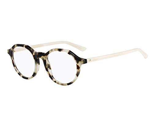 Dior MONTAIGNE 38 HAVANA WHITE 47/19/145 Damen Brillen