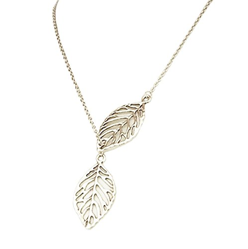 La Loria Statement Kette Filigree Boho Schmuck Halskette Silberkette - Festival Style