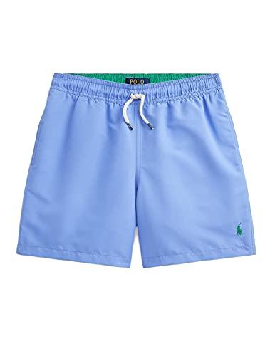 Polo Ralph Lauren Costume da bagno da bambino, blu blu L (14-16 anni)
