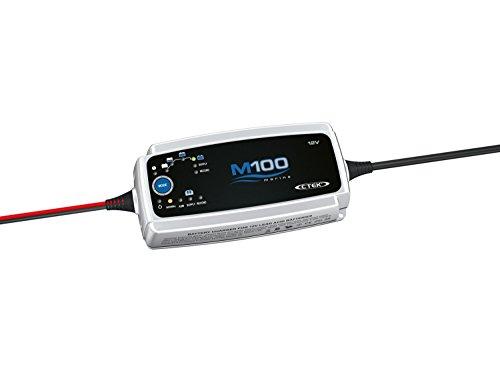 CTEK M100 : chargeur et testeur de batterie pour les bateaux. IP 65