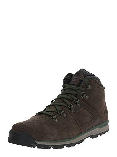 Timberland TB0A21JG0191 GT Herren Boots aus Glattleder mit Ortholite-Fußbett, Groesse 44, schwarz