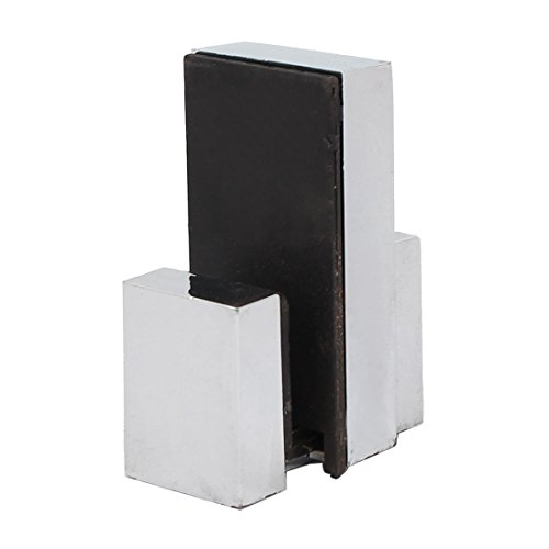 Aexit 3mm-22mm Zwingen, Klemmen & Spanner Dicke E Typ Einstellbar Glas Regalklammer Halter Winkelspanner Unterstützung Groß