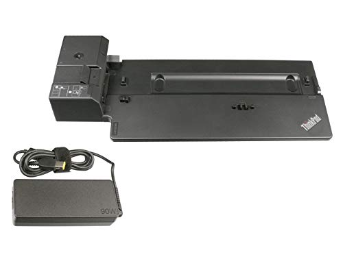 Lenovo ThinkPad L480 (20LS/20LT) Original ThinkPad Basic Docking Station inkl. 90W Netzteil