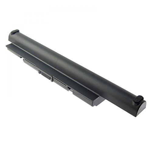 MTXtec Batterie Haute capacité, LiIon, 10.8V, 6600mAh, Noir pour Toshiba Satellite L300D-148