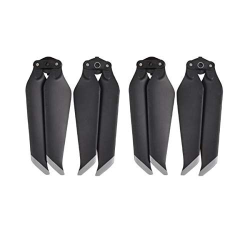 STARTRC Mavic 2 Propeller, Foldable Low-Noise 8743F Props Quick-Release Propeller Blades for DJI Mavic 2 PRO/Mavic Zoom Accessories 2 Pairs