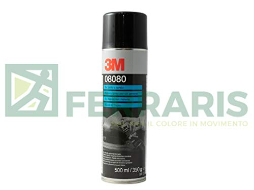 3M 08080 - Adhesivo en Spray para Uso General, 500 ml