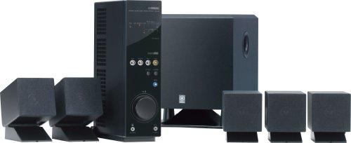 ヤマハ CinemaStation ホームシアターシステム 5.1ch ブラック TSS-20(B)