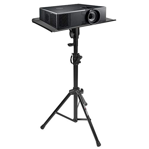 Hola! Music HPS-290B Professional Tripod Projector Mixer Stand, Black