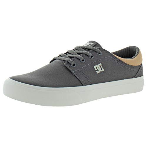 DC - QS-ADYS300126 Trase Tx - Zapatillas, color gris, talla: 41