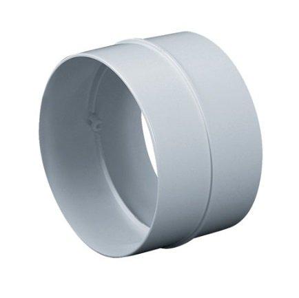 Racor de conexión para tubería de ventilación redonda, diámetro de 150 mm, para dispositivo de ventilación K0150 21
