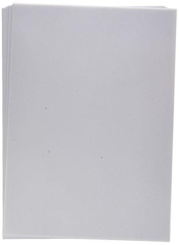 Clairefontaine 975116C Ries Transparentpapier (DIN A3, 29,7 x 42 cm, 50 Blatt, 140 g, ideal für technische Zeichnen) transparent