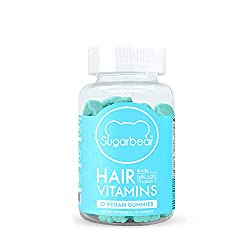Sugar Bear Hair vitamins vs