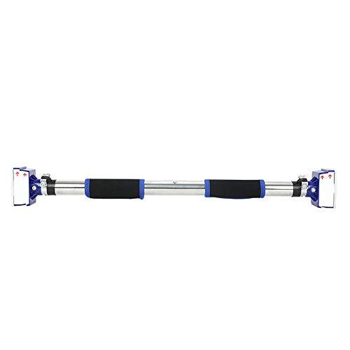 CCTYCC Klimmzugstange für Tür, sicher und stabil, mit Verstellbarer Sicherheitsverriegelung, verstellbare Klimmzugstange, für Fitness im Heimgymnastik, bis zu 440 lbs