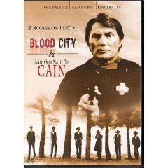Blood City and God Said to Cain  double feature