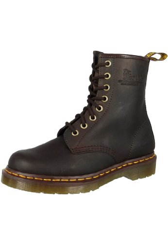 Dr. Martens 1460Z DMC CH-GO, Unisex-Erwachsene Combat Boots, Braun (Gaucho), 37 EU (4 UK)