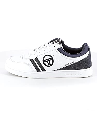 Sergio Tacchini - Sneakers Casual COBY LTX per Uomo con Suola in Gomma (EU 45)