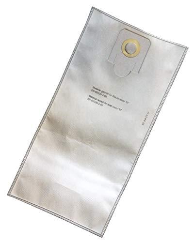 Bolsa para aspiradora Karcher NT361, NT35/1, NT25/1, A2731 / Flex S47. - La bolsa de 5 bolsas de microfibra