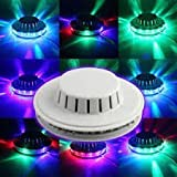 VRCT 48 LED RGB Auto Rotating Party Lighting (Multicolour)