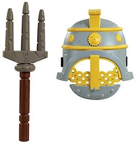 World of Warriors – EquipeHommest de Crixus le Gladiateur Romain – Accessoires pour DéguiseHommest