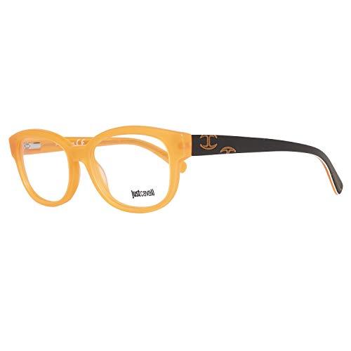 Just Cavalli Optical Frame Jc0532 043 55 Montature, Arancione (Orange), 55.0 Unisex-Adulto