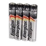 Energizer アルカリ 乾電池 AAAA 4個 単6電池 でんち デンチ バッテリー アルカリ電池 スタイラスペン タッチペン ペンライト エナジャイザー 互換品番LR61 LR8D425 25A MN2500 MX2500 EN96 GP25A 4061 K4A Quadruple A Quad A 4AAAA E96 4本