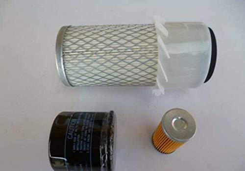Filtersatz Hinomoto N179 N189