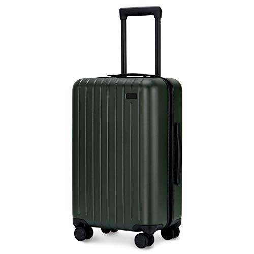 57cm Cabin Luggage, Lightweight Carry On Hand Luggage Travel Trolley Suitcase with TSA Lock, 40 Liters