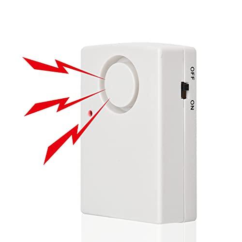 Allarme Guasto Alimentazione, Allarme di Interruzione di Corrente Automatico, Indicatore LED 220V Rilevatore Alimentazione 120db, Design Resistente Alle Alte Pressioni