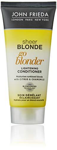 JOHN FRIEDA Sheer Blonde Soin Démêlant Éclaircissant Go Blonder 50ml