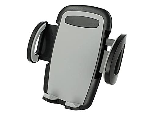 Porta Cellulare Da Auto, Supporto Telefono Auto, Da Bocchetta Aria Del Cruscotto, Rotazione 360°,Universale Per Tutti Smartphone, Fissaggio Sicuro