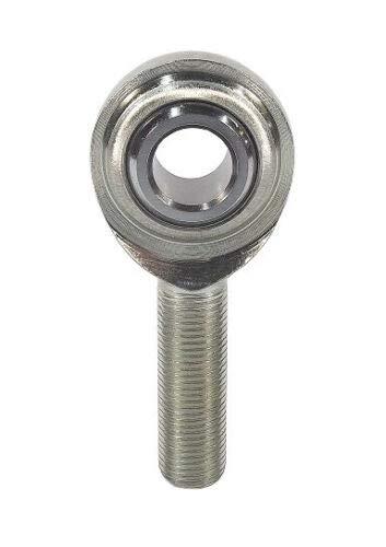 QSC CMR-8, 1/2 X 1/2-20 Economy Male RH Rod End