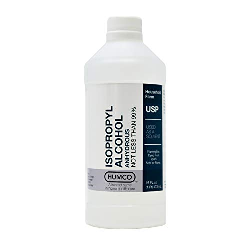99% Isopropyl Alcohol Solution