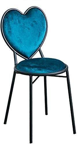 Scra AC Decorazioni sgabello da bar sgabelli a forma di cuore Chair Computer Sedia da pranzo schienale del calcolatore della sedia creativa Dressing Table e il bar Sedia Sedia Restaurant Cafe Chair 40