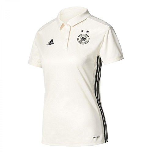 adidas DFB H JSY We Camiseta 1ª equipación Federación Alemana de Fútbol, Mujer, Multicolor (Casbla), L