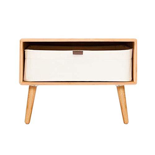 JCNFA planken boekenkast ladekast kast stapelen combinatie multi-scenario gebruik meerdere maten, woonkamer slaapkamer 25.39 * 13.58 * 12.99in Gebroken Wit