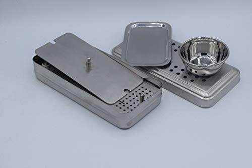 GERMAN PRF Box System Platelet Rich Fibrin Dental Implant Surgery Instruments