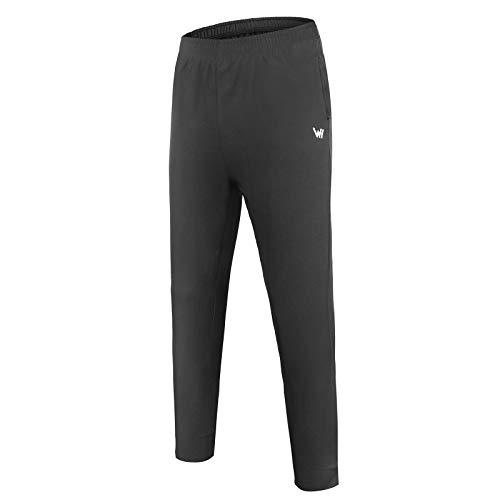 WHCREAT Heren Joggingbroek met Elastische Taille voor Sport