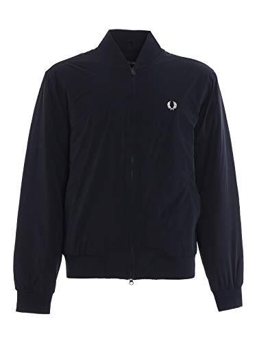 Fred Perry Giacca con Ricamo Logo J9537 S