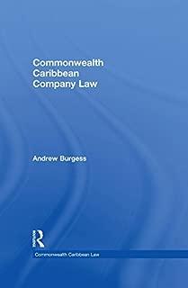Commonwealth Caribbean Company Law (Commonwealth Caribbean Law)