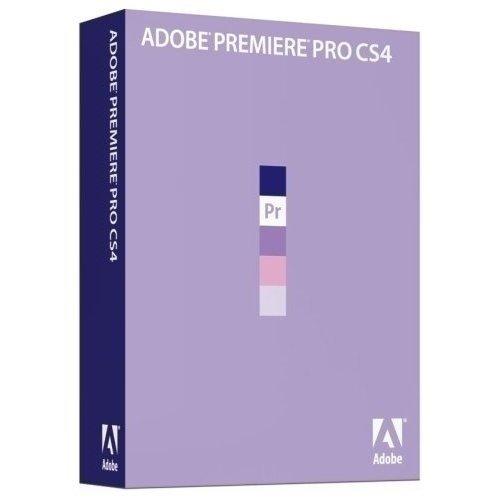 Adobe Premiere Pro CS4 4.0, Win, UPG, EN
