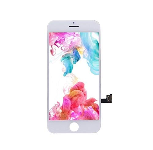 MrSpares LCD Display + Touch Screen Digitizer Assembly Compatible for Apple iPhone 7 : White