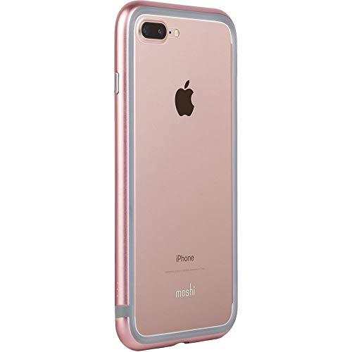 Moshi Luxe para iPhone 7 Plus/8 Plus, Color Rosa