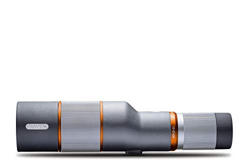 Maven S.2 12-27 X 56mm Compact Spotting Scope FL Gray/Orange